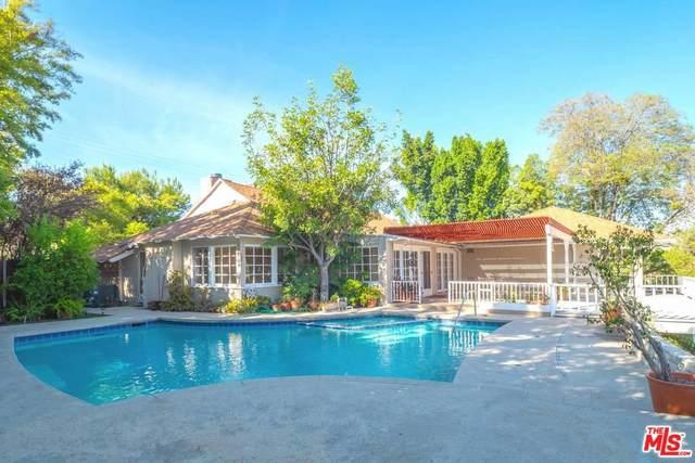 2120 Linda Flora Drive, Los Angeles (City), CA 90077 (MLS #20554000) :: Deirdre Coit and Associates