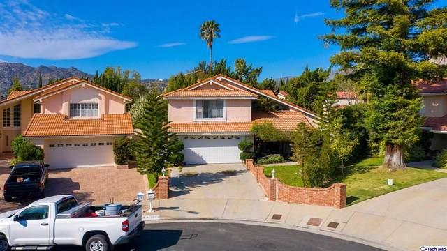 10525 Churchill Avenue, Chatsworth, CA 91311 (#320000553) :: Randy Plaice and Associates