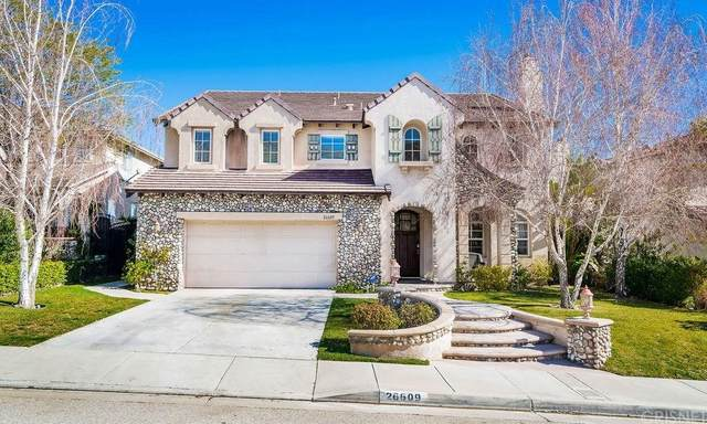 26609 Shakespeare Lane, Stevenson Ranch, CA 91381 (#SR20033310) :: Eman Saridin with RE/MAX of Santa Clarita