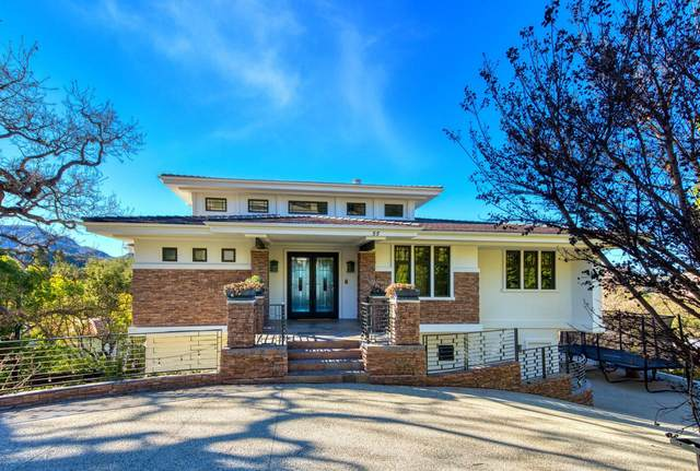 55 Upper Lake Road, Lake Sherwood, CA 91361 (#220001707) :: Randy Plaice and Associates
