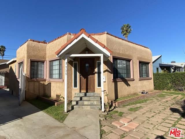 3735 Veteran Avenue, Los Angeles (City), CA 90034 (MLS #20554244) :: Deirdre Coit and Associates