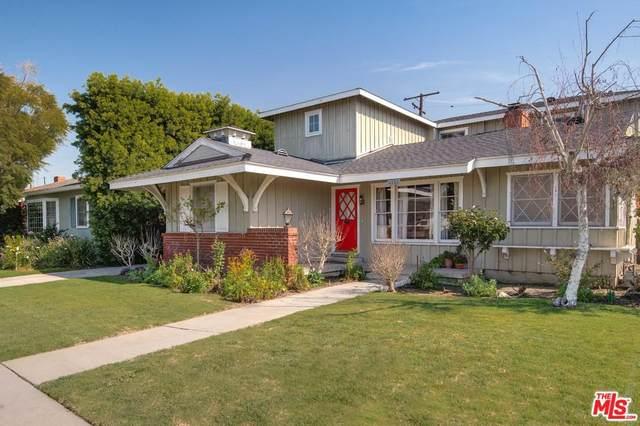 11232 Franklin Avenue, Culver City, CA 90230 (#20552642) :: TruLine Realty