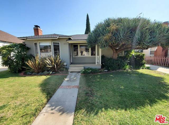 3016 Oakhurst Avenue, Los Angeles (City), CA 90034 (#20552082) :: The Pratt Group