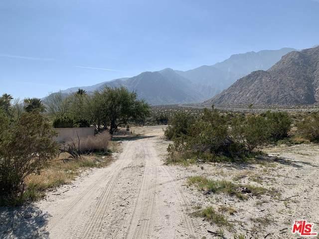 0 Palm Canyon, Palm Springs, CA 92262 (#20553608) :: Randy Plaice and Associates
