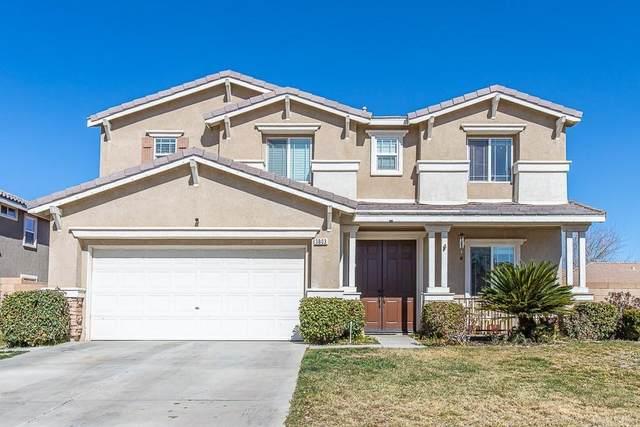 3803 E Avenue Q12, Palmdale, CA 93550 (#SR20033698) :: Randy Plaice and Associates
