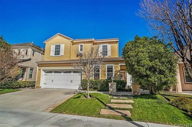 26840 Peppertree Drive, Valencia, CA 91381 (#SR20032960) :: The Suarez Team