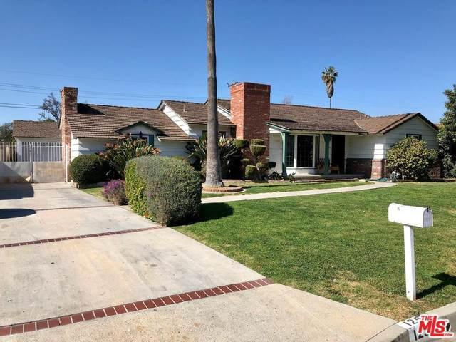 1253 S Leaf Avenue, West Covina, CA 91791 (#20552766) :: Randy Plaice and Associates