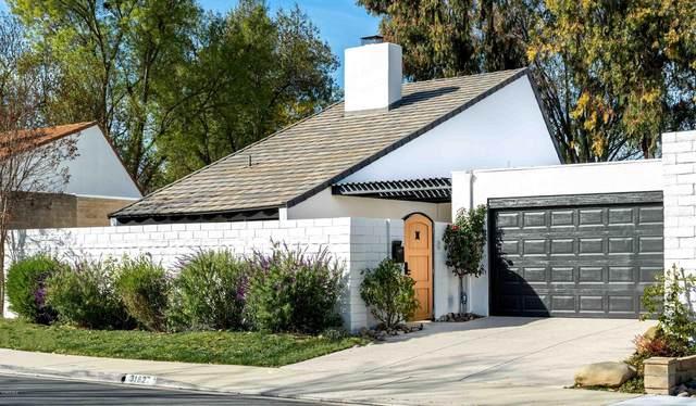 31827 Langspur Court, Westlake Village, CA 91361 (#220001743) :: Randy Plaice and Associates