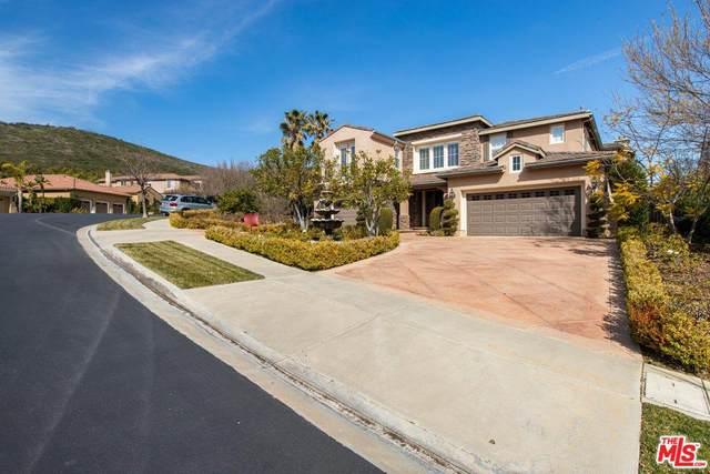 2845 Country Vista St, Thousand Oaks, CA 91362 (#20-554218) :: Randy Plaice and Associates