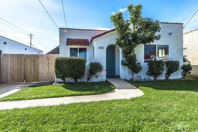 440 Ojai Road, Santa Paula, CA 93060 (#220001752) :: Randy Plaice and Associates