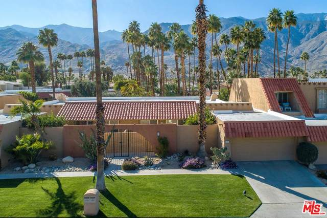 3357 Andreas Hills Drive, Palm Springs, CA 92264 (#20554746) :: The Suarez Team