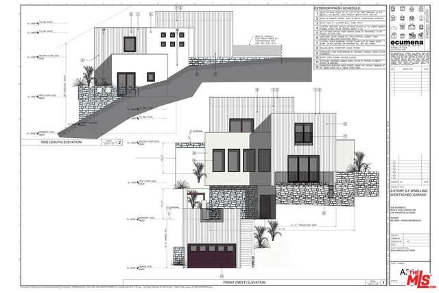 3072 Hollyridge Drive, Los Angeles (City), CA 90068 (#20554138) :: Randy Plaice and Associates
