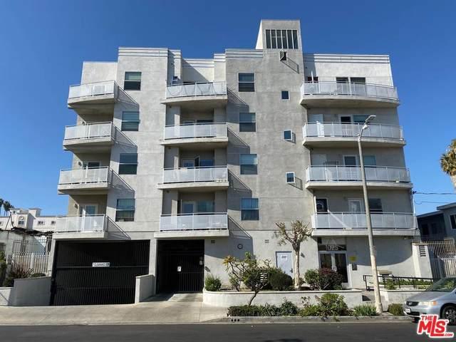1025 Dewey Avenue #304, Los Angeles (City), CA 90006 (MLS #20554816) :: Deirdre Coit and Associates