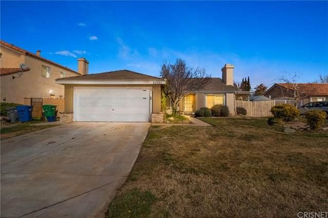 3203 Viana Drive, Palmdale, CA 93550 (#SR20034553) :: TruLine Realty