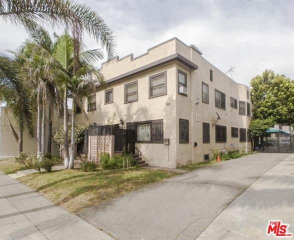1918 S Western Avenue, Los Angeles (City), CA 90018 (MLS #20554874) :: Deirdre Coit and Associates