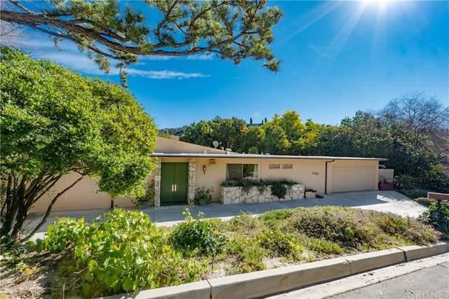 15525 High Knoll Road, Encino, CA 91436 (#SR20026724) :: Randy Plaice and Associates