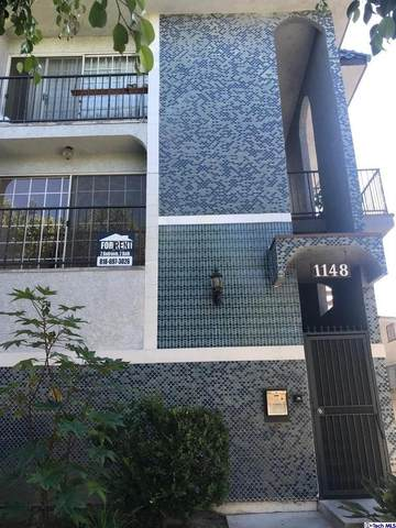 1148 San Rafael Ave Avenue #9, Glendale, CA 91202 (#320000635) :: Randy Plaice and Associates