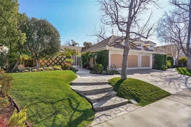 24334 Mornington Drive, Valencia, CA 91355 (#SR20034846) :: SG Associates