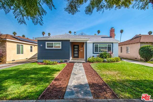 3840 Edgehill Drive, Los Angeles (City), CA 90008 (#20554846) :: Pacific Playa Realty