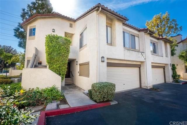 3216 Darby Street #103, Simi Valley, CA 93063 (#SR20033705) :: Randy Plaice and Associates