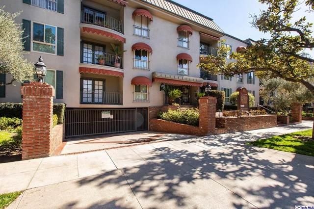 330 S Mentor Avenue S #211, Pasadena, CA 91106 (#320000561) :: Randy Plaice and Associates
