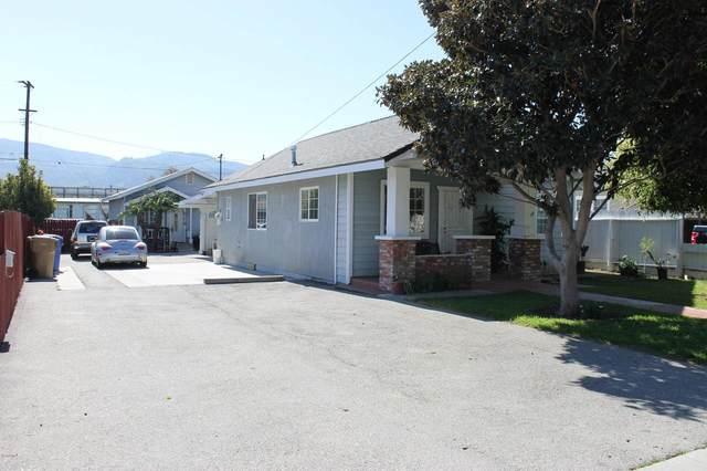 324 E Santa Paula Street, Santa Paula, CA 93060 (#220001800) :: Randy Plaice and Associates