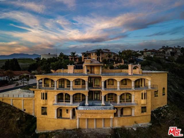 85 Altamont Way, Camarillo, CA 93010 (MLS #20-555206) :: Mark Wise | Bennion Deville Homes