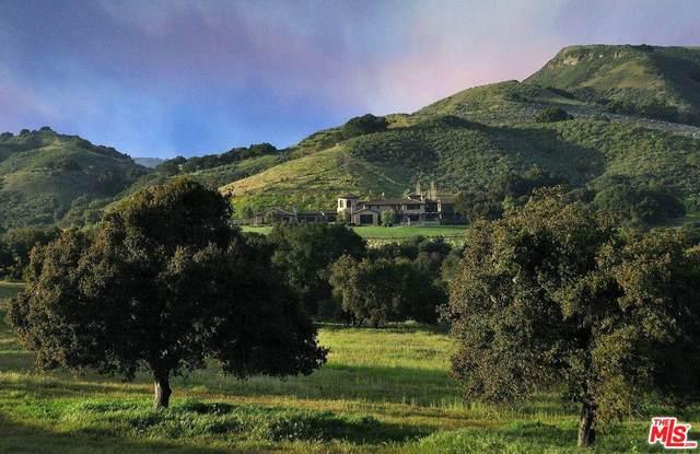 2667 Via De Los Ranchos, Solvang, CA 93463 (MLS #20555232) :: Mark Wise | Bennion Deville Homes
