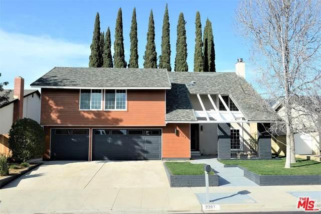 2267 Burnside Street, Simi Valley, CA 93065 (#20553202) :: Randy Plaice and Associates