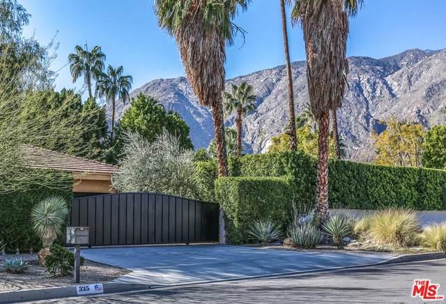 335 W Vista Chino, Palm Springs, CA 92262 (#20555158) :: Randy Plaice and Associates