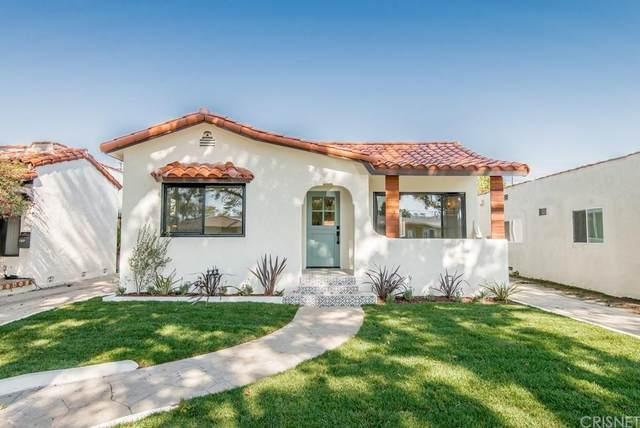 3151 La Clede Avenue, Los Angeles (City), CA 90039 (#SR20035451) :: TruLine Realty