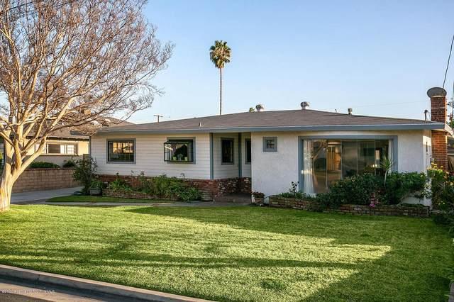 9702 Emperor Avenue, Arcadia, CA 91007 (#820000645) :: TruLine Realty