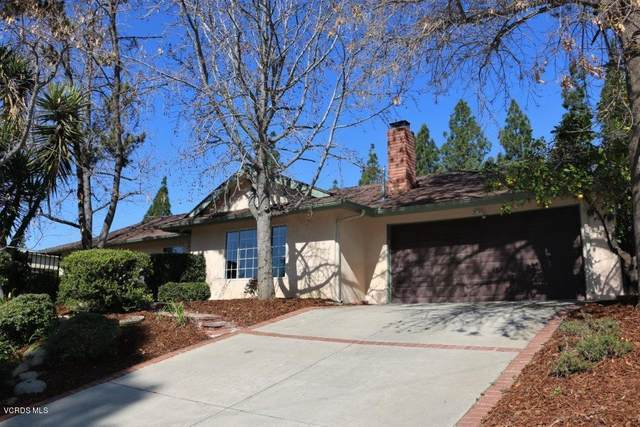 1015 Uppingham Drive, Thousand Oaks, CA 91360 (#220001824) :: The Suarez Team