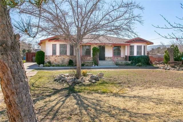 4316 W Avenue L6, Quartz Hill, CA 93536 (#SR20034140) :: Randy Plaice and Associates