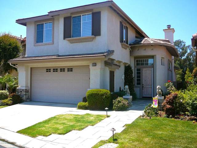 2805 Golf Villa Way, Camarillo, CA 93010 (#220001828) :: TruLine Realty