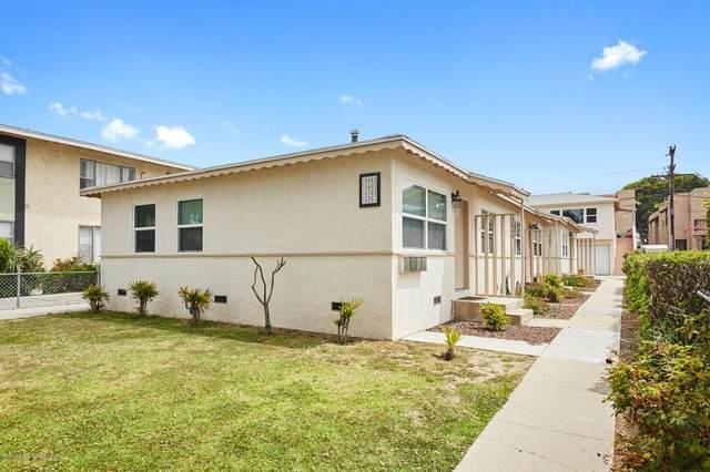 3866 College Avenue, Culver City, CA 90232 (#820000653) :: TruLine Realty