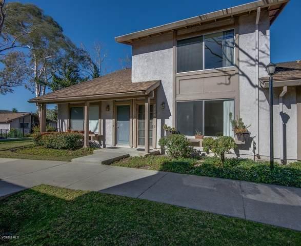 2645 La Paloma Circle, Thousand Oaks, CA 91360 (#220001840) :: Randy Plaice and Associates