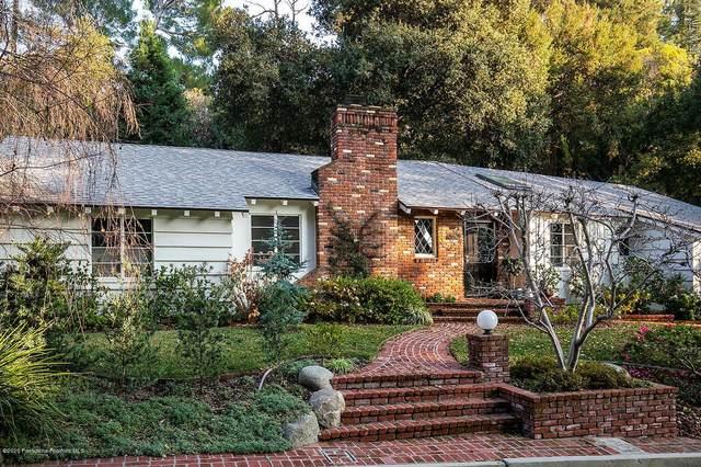 1050 Stoneridge Drive, Pasadena, CA 91105 (#820000659) :: Randy Plaice and Associates