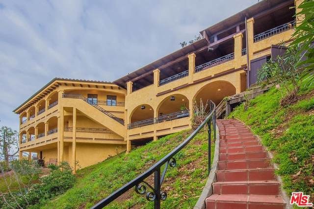 6844 Cahuenga Park Trails, Los Angeles (City), CA 90068 (#20555494) :: TruLine Realty