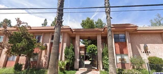 14805 N Chase Street #216, Panorama City, CA 91402 (#320000612) :: Randy Plaice and Associates