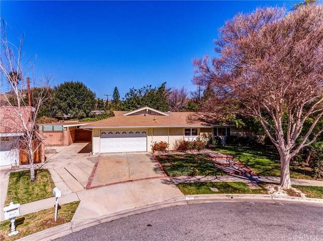 4951 Bowie Court, Simi Valley, CA 93063 (#SR20036161) :: TruLine Realty