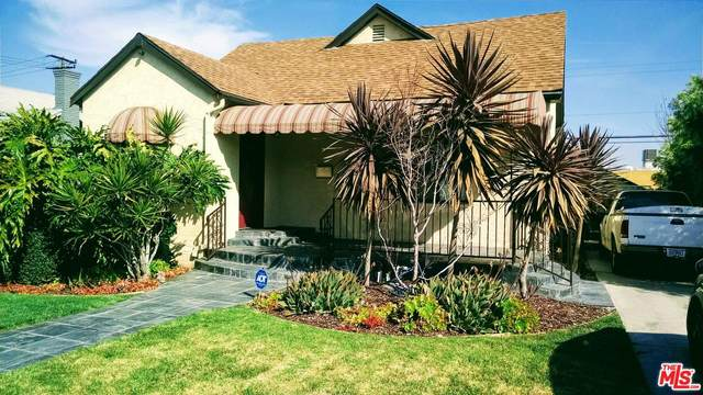5126 S Victoria Avenue, Los Angeles (City), CA 90043 (MLS #20555666) :: Deirdre Coit and Associates