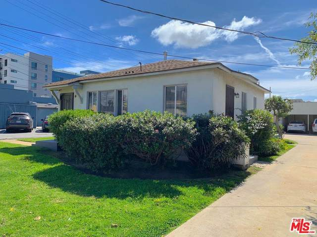10714 Charnock Road, Los Angeles (City), CA 90034 (MLS #20555692) :: Deirdre Coit and Associates