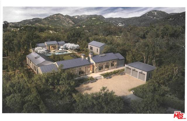 819 Ashley Road, Montecito, CA 93108 (MLS #20555728) :: Mark Wise | Bennion Deville Homes