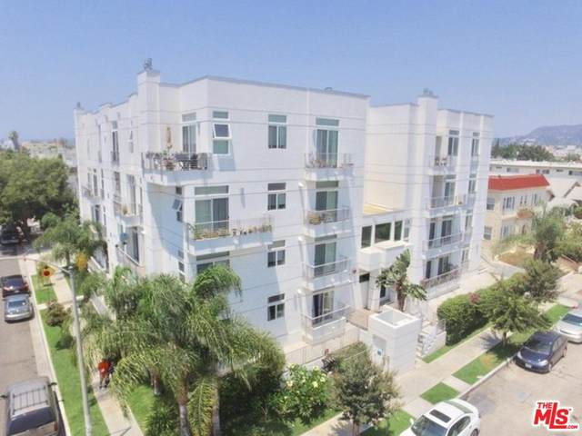 401 N Serrano Avenue #105, Los Angeles (City), CA 90004 (#20555720) :: TruLine Realty
