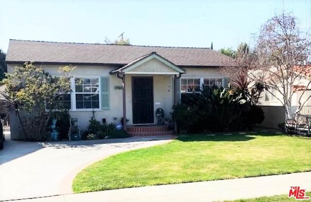 3765 Colonial Avenue, Los Angeles (City), CA 90066 (#20555718) :: TruLine Realty
