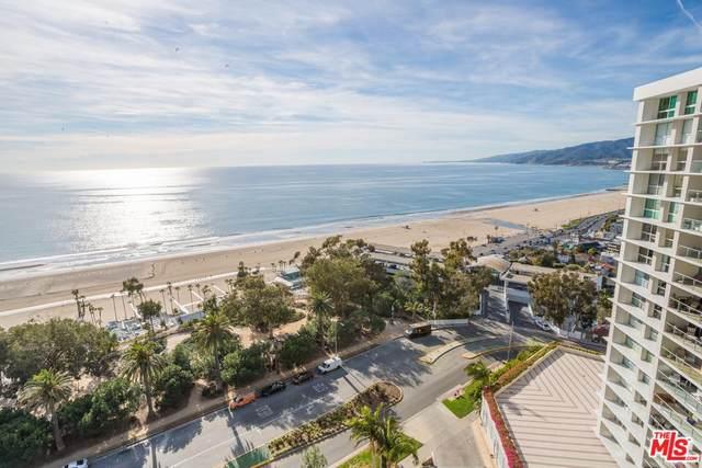 201 Ocean Avenue 1702B, Santa Monica, CA 90402 (MLS #20555734) :: Mark Wise   Bennion Deville Homes