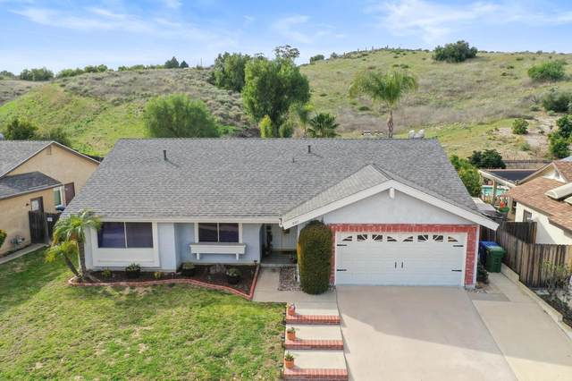 857 Crosby Avenue, Simi Valley, CA 93065 (#220001868) :: Randy Plaice and Associates
