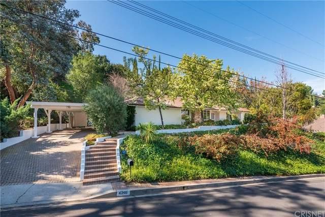 4265 Bonavita Place, Encino, CA 91436 (#SR20035772) :: Randy Plaice and Associates