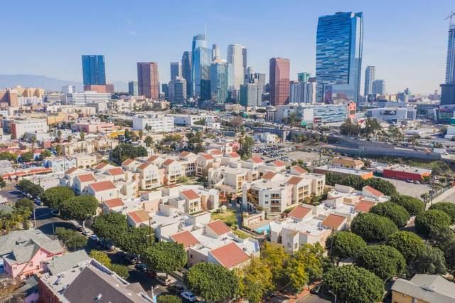 1119 Albany Street #140, Los Angeles (City), CA 90015 (#820000674) :: TruLine Realty